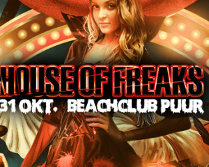 HALLOWEEN: HOUSE OF FREAKS