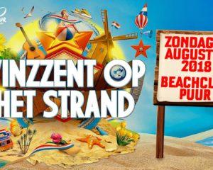 Vinzzent op het strand 19/08/2018